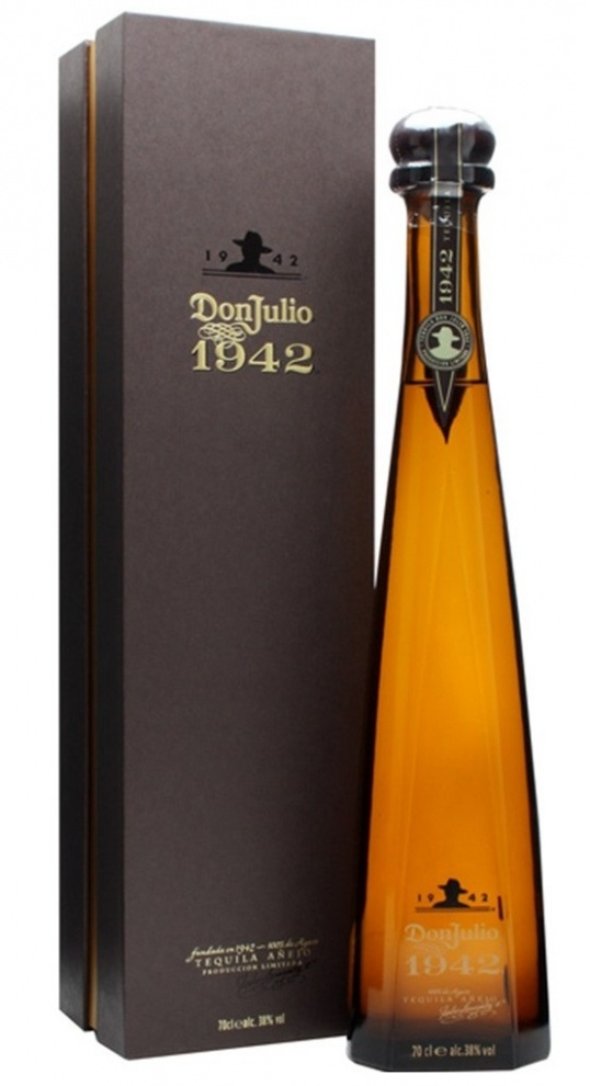 Don Julio 0,7L 1942 38% dd.