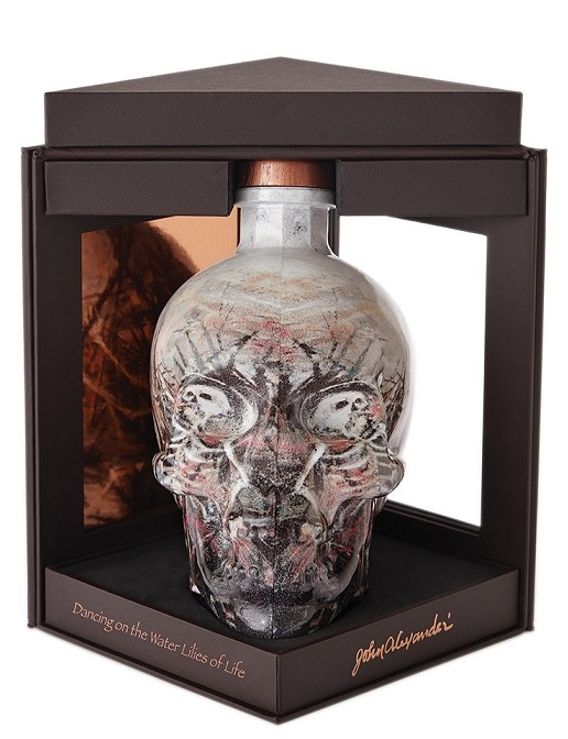 Crystal Head vodka John Alexander 0,7L 40% dd.