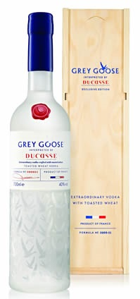 Grey Goose Ducasse Extraordinary Vodka 0,7L 40% fa dd.