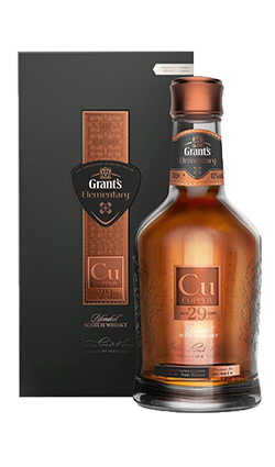 Grant's Elementary Cu Copper 29 years 0,7L 40% dd.